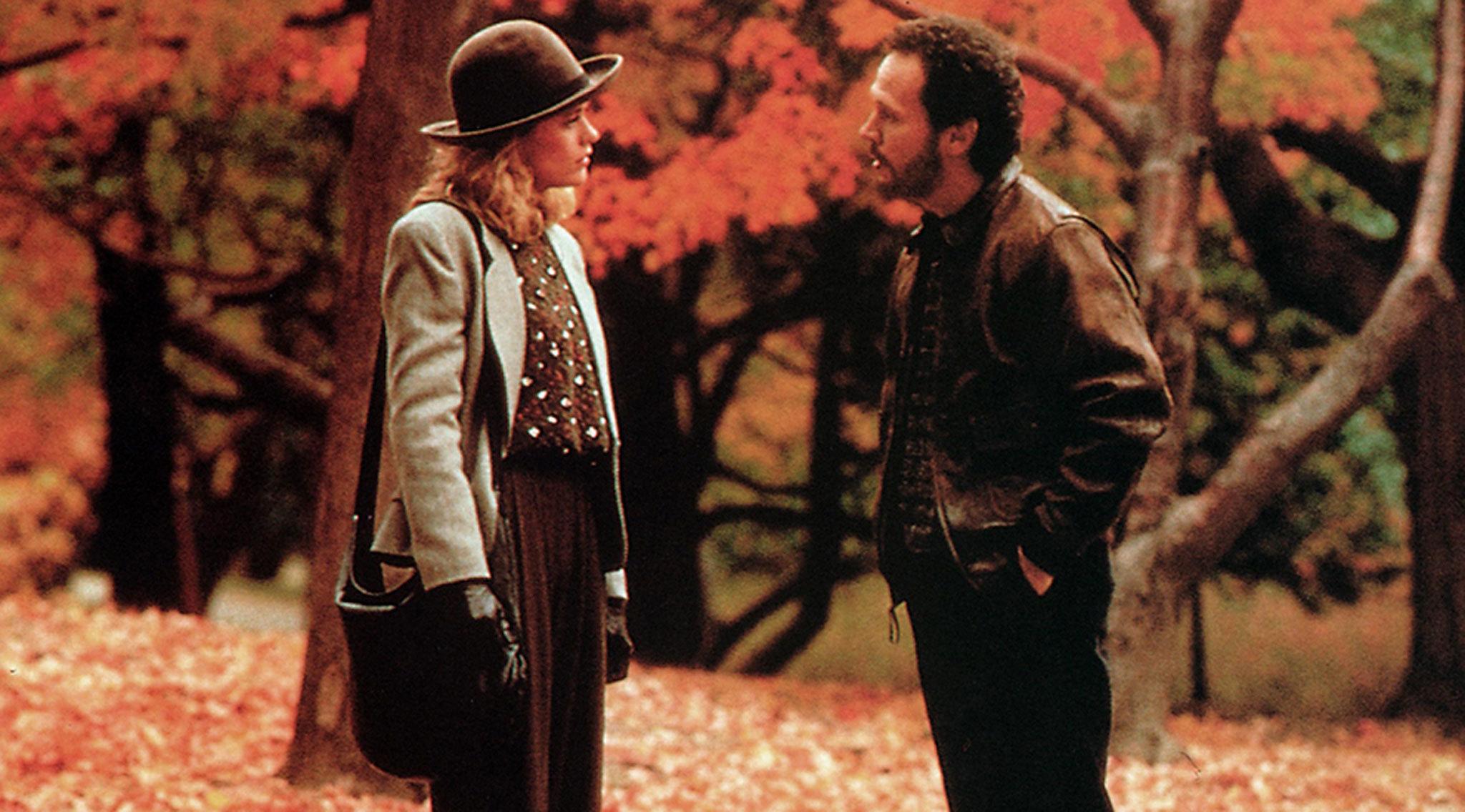 Seis filmes românticos de Outono