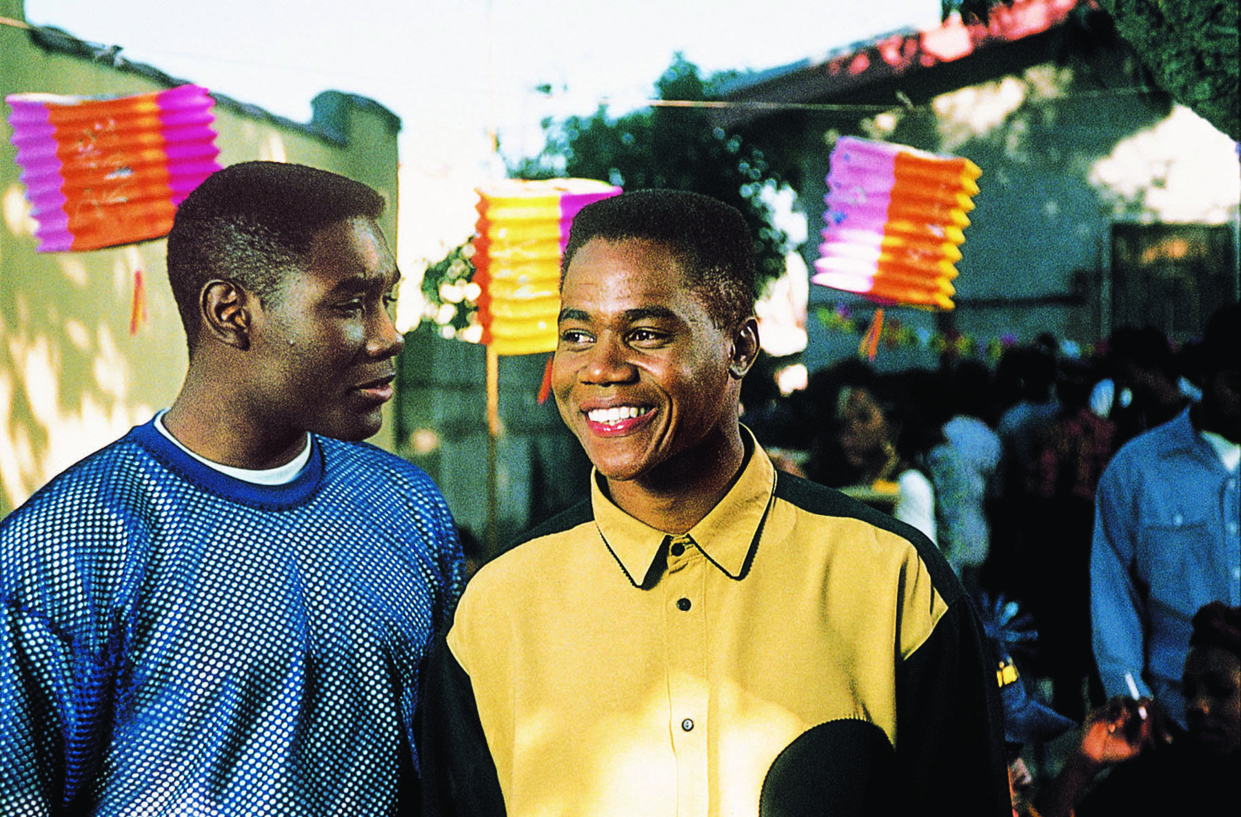 boyz in the hood movie review essay