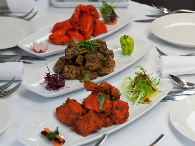 best Indian restaurants in London, Brilliant