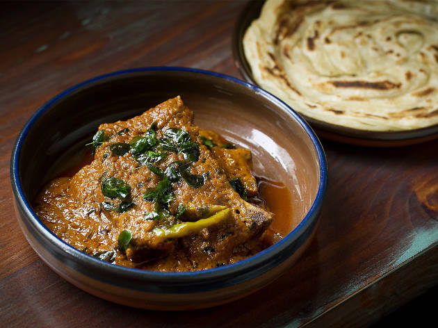 best Indian restaurants in London, Hoppers