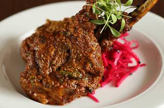 best Indian restaurants london, gunpowder