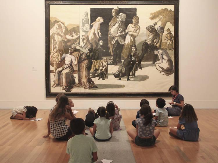 Museus para crianças em Lisboa? São mais que as mães e bem divertidos