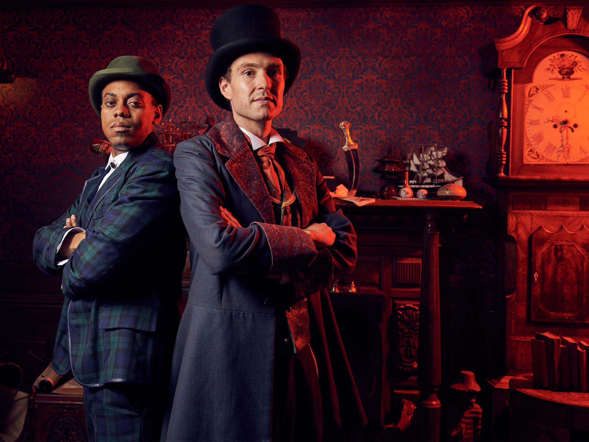 101 Things to do in London: Sherlock Mystery Madame Tussauds