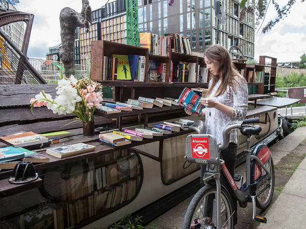 Santander Bikes