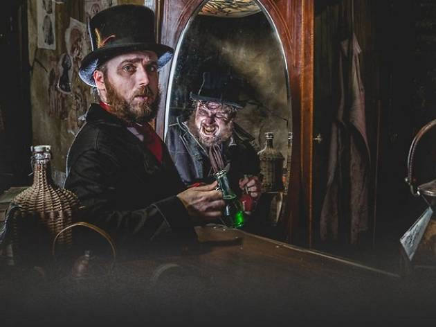 The Real Jekyll & Hyde at The Edinburgh Dungeon