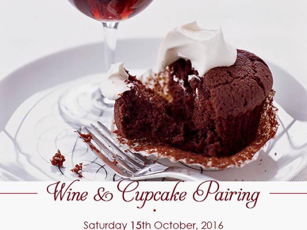 Wine & Cupcake Pairing at Sai