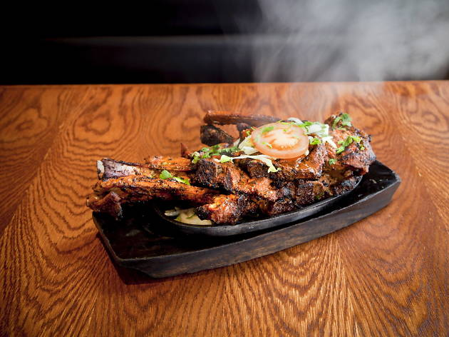 best indian restaurants london, tayyabs