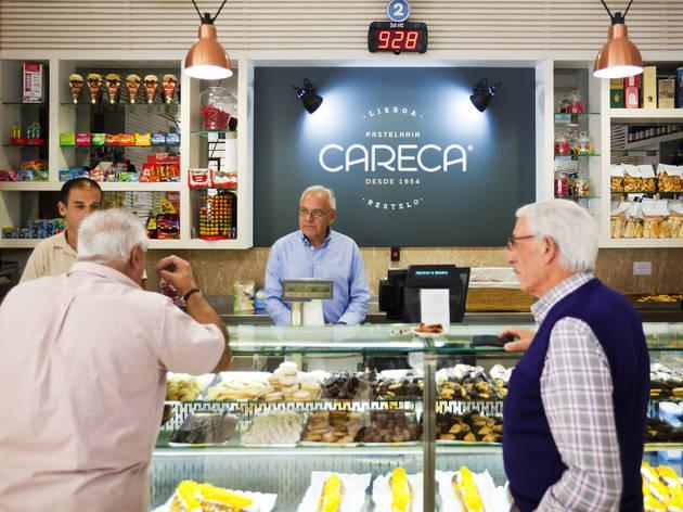 Careca ( Pastelaria Restelo)