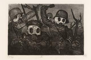 (Foto: Cortesía Museo Nacional de Arte. OTTO DIX/BILDKUNST/SOMAAP/MÉXICO/2016.)