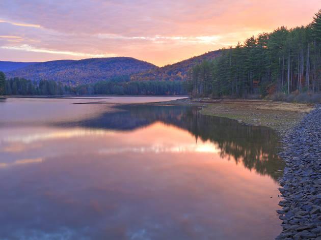Cooper Lake; Woodstock NY