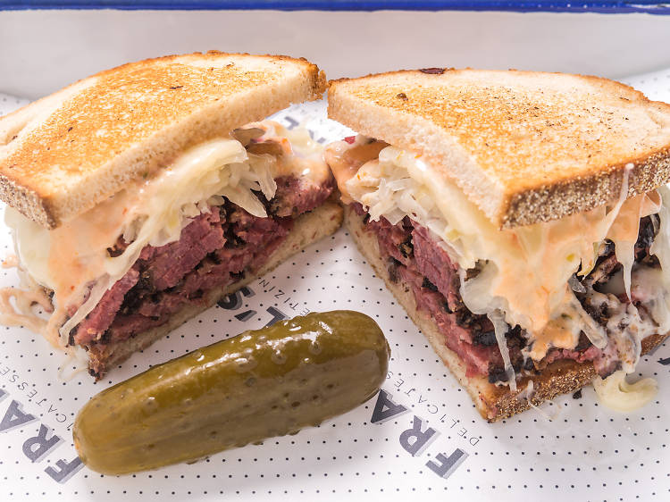 Check out the best New York delis