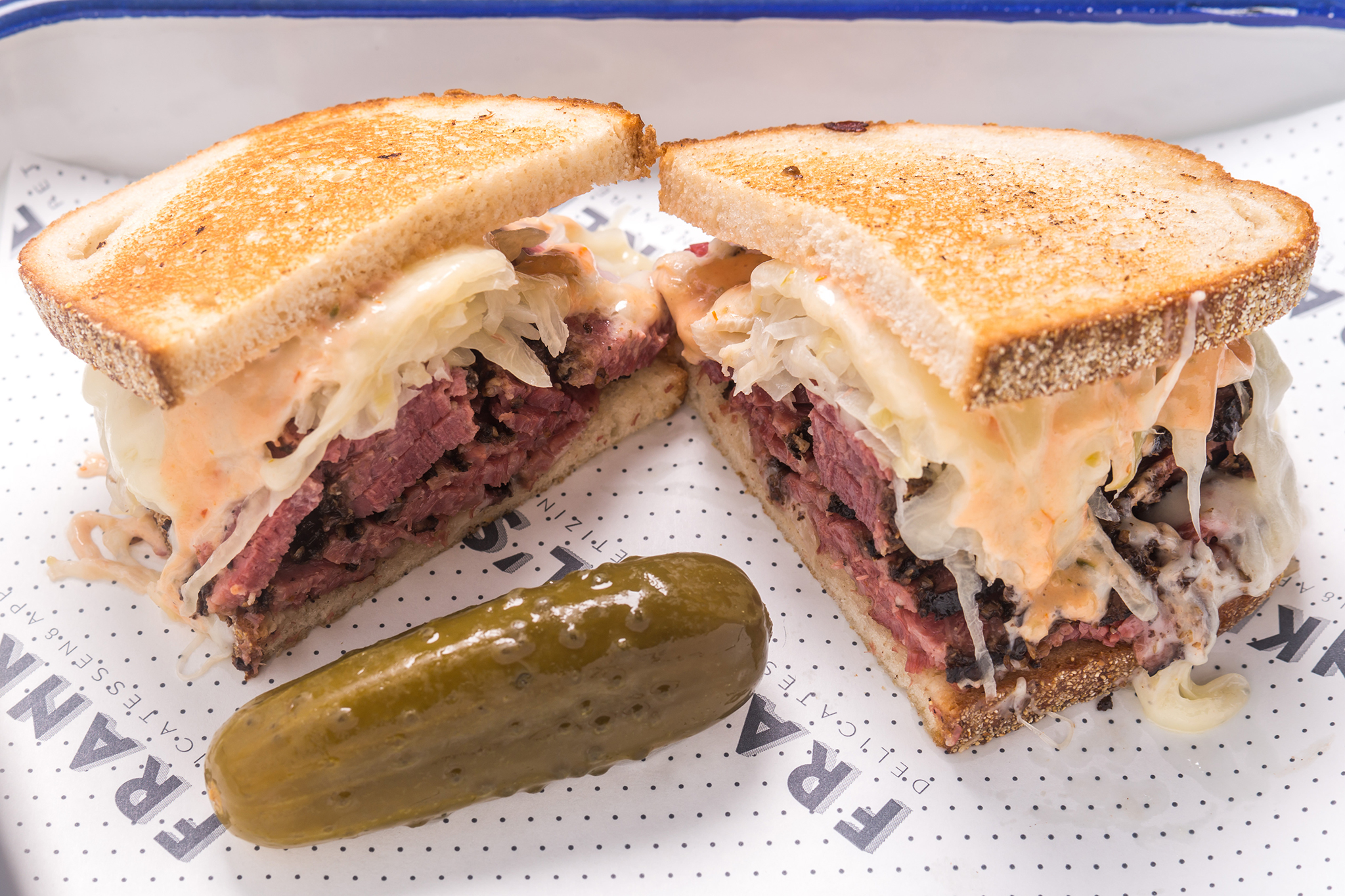 The best New York delis