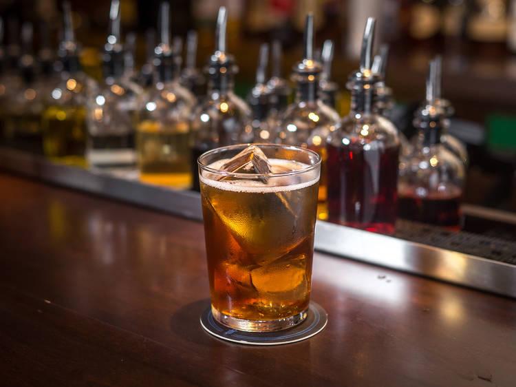 Rum & Cola at BlackTail