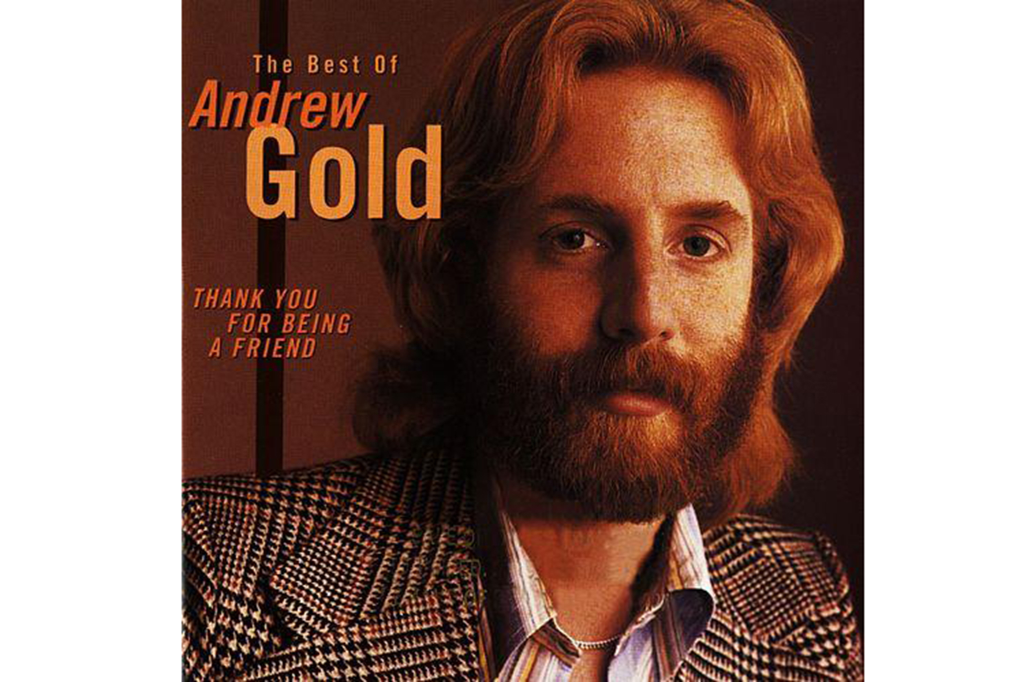 """""""Thank You for Being a Friend"""" by Andrew Gold"""