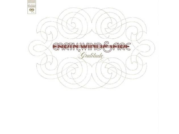 """Gratitude"" by Earth, Wind & Fire"