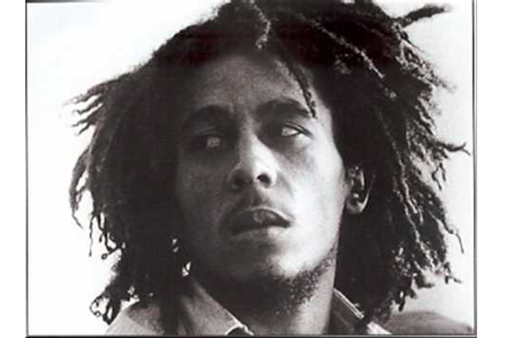 """""""Give Thanks and Praises"""" by Bob Marley"""