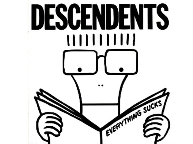 """Thank You"" by Descendents"