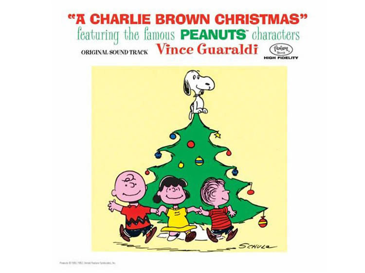 """""""A Charlie Brown Thanksgiving"""" by Vince Guaraldi Trio"""