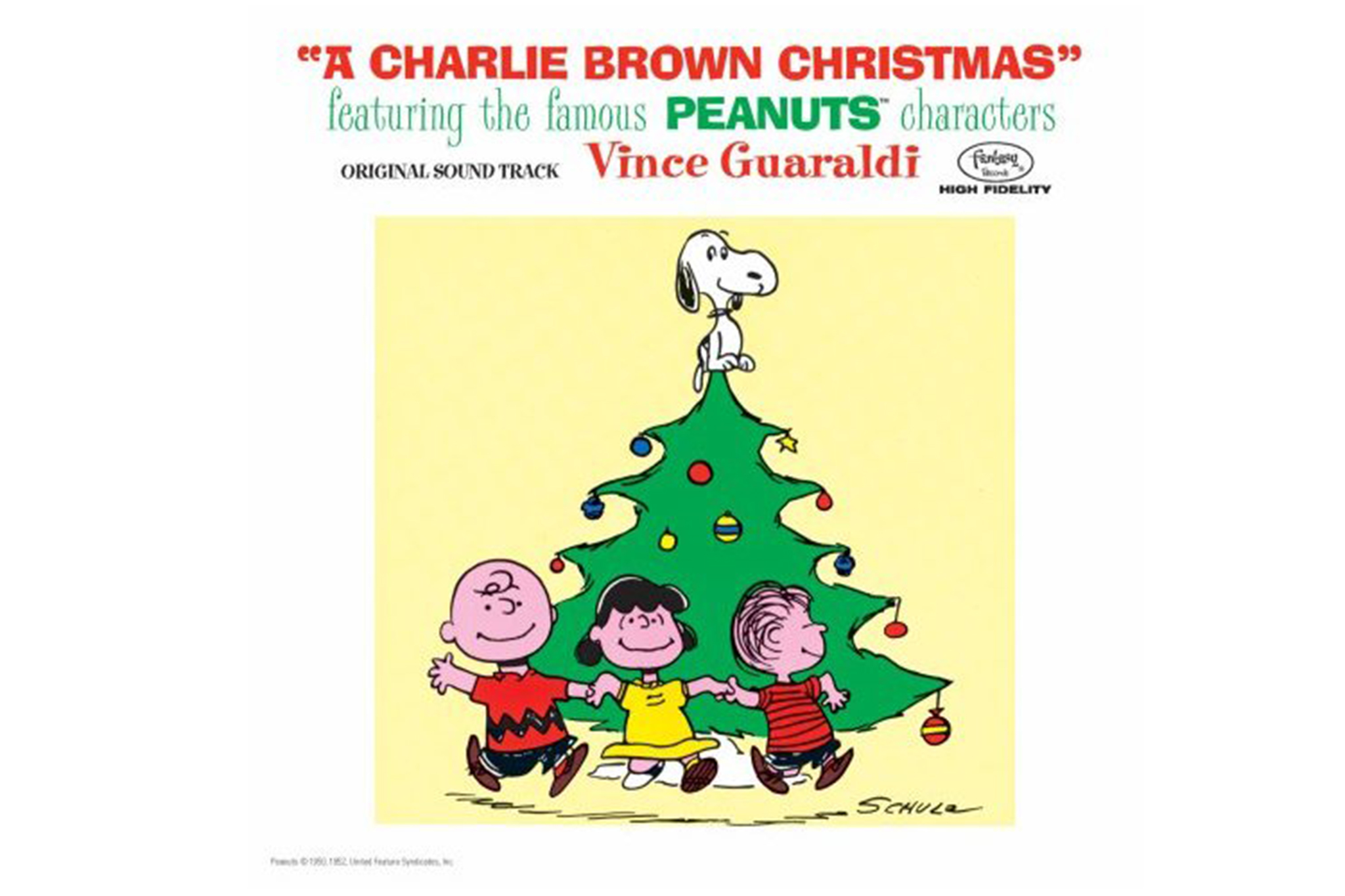 """A Charlie Brown Thanksgiving"" by Vince Guaraldi Trio"