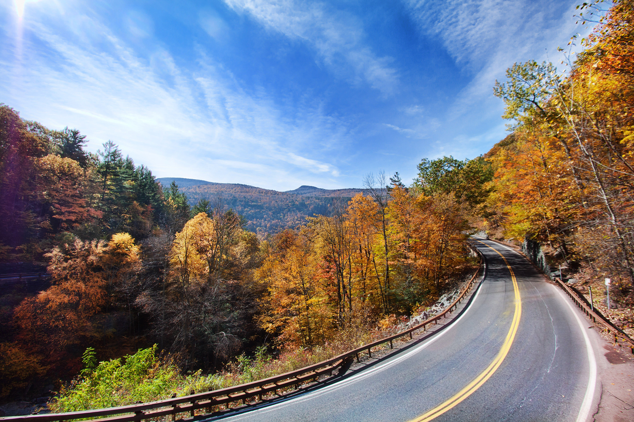 The best fall getaways from NYC