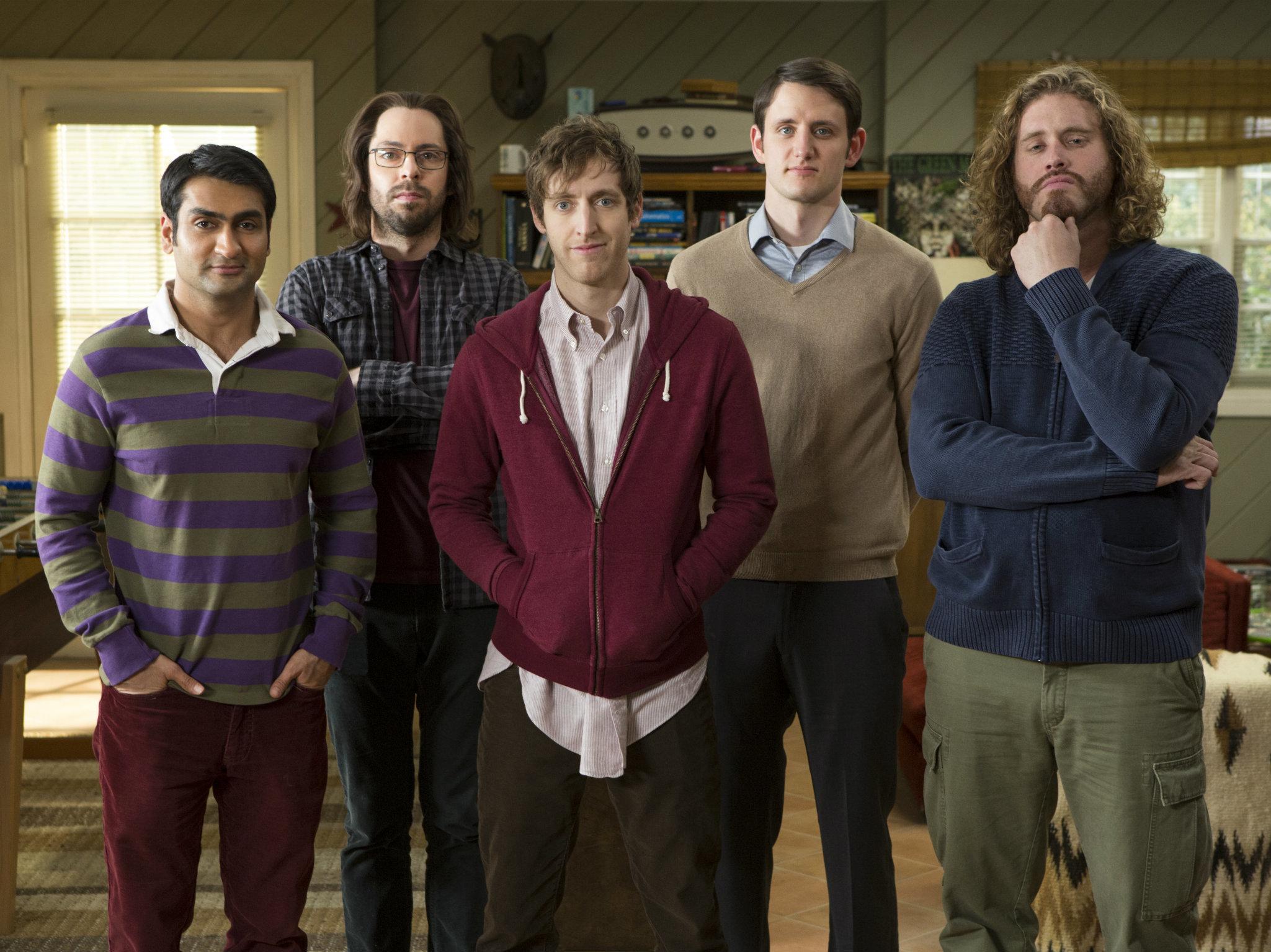 Silicon Valley por HBO Latino