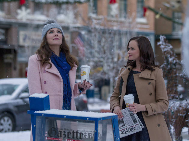 Gilmore Girls A Year in the Life en Netflix