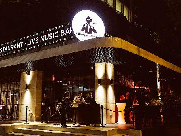 Best live music venues in Singapore