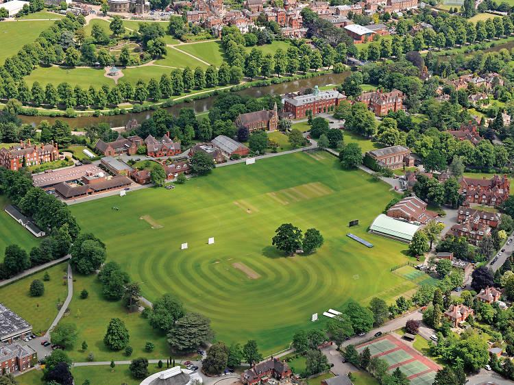 Shrewsbury School