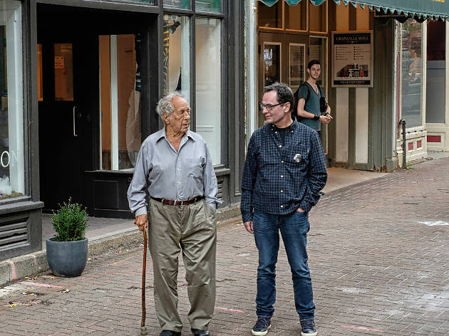 Robert Frank and Gerhard Steidl