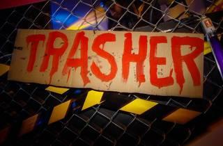 Trasher X Shark Halloween Ghostbuster