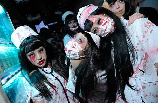 Womb Halloween