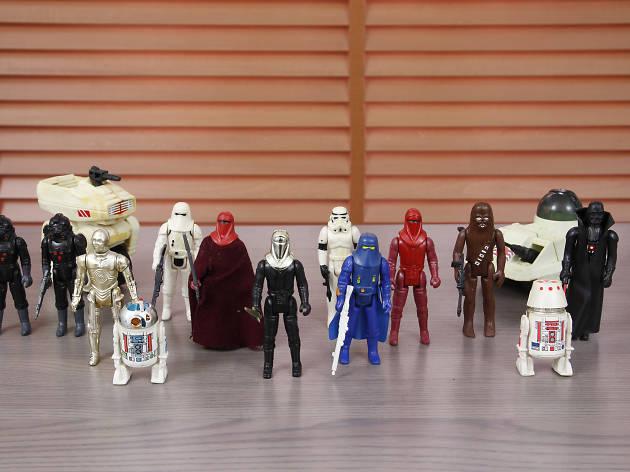 Yerli malı Star Wars oyuncakları