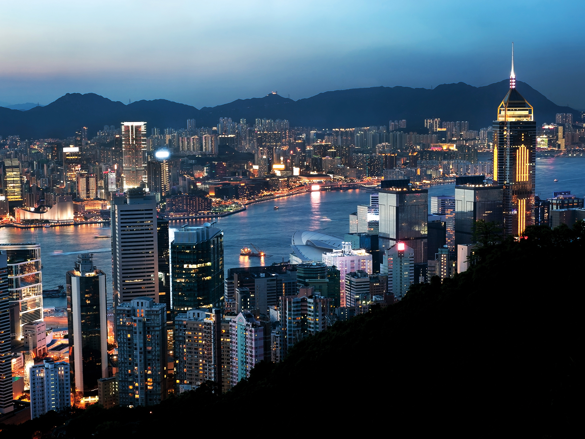 10 reasons to love Hong Kong