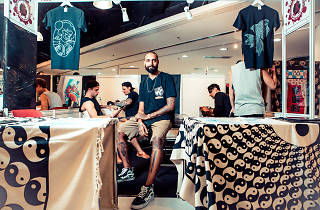 Hong Kong International Tattoo Convention 2016