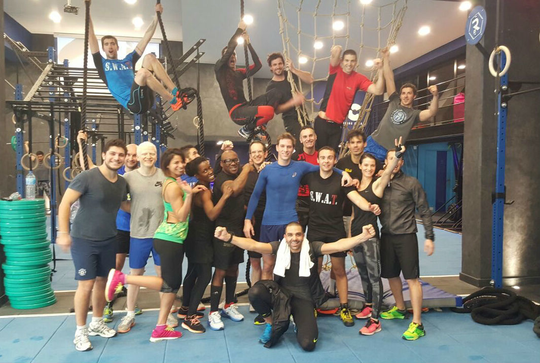 CrossFit at R2 Bastille