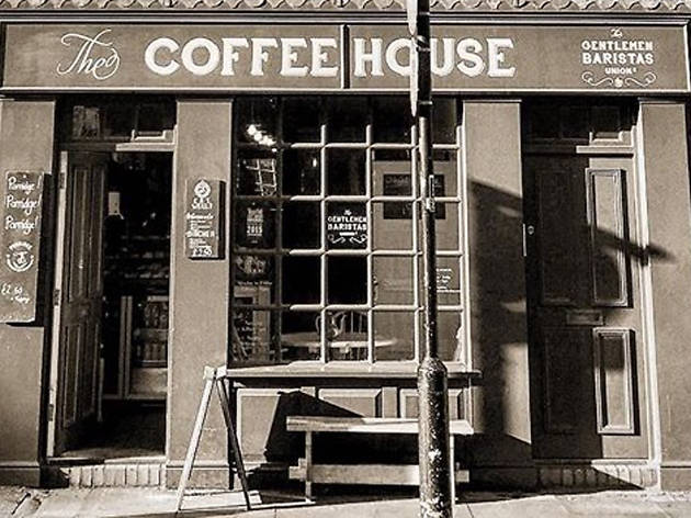 Gentleman Baristas Coffee House