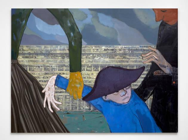Sanya Kantarovsky: Feral Neighbours