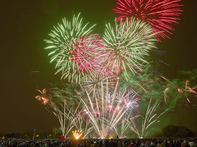 Guy Fawkes Night in Newham