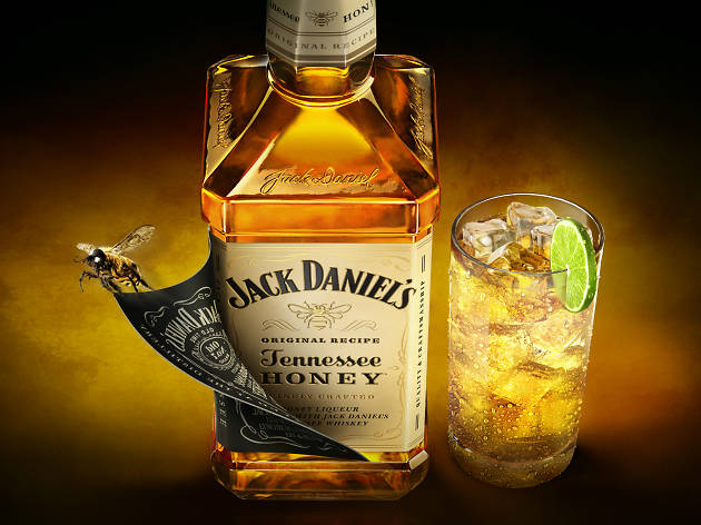 Jack Daniel's Tennnesse Honey