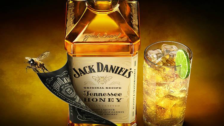 Jack Daniel's Tennnesse Honey