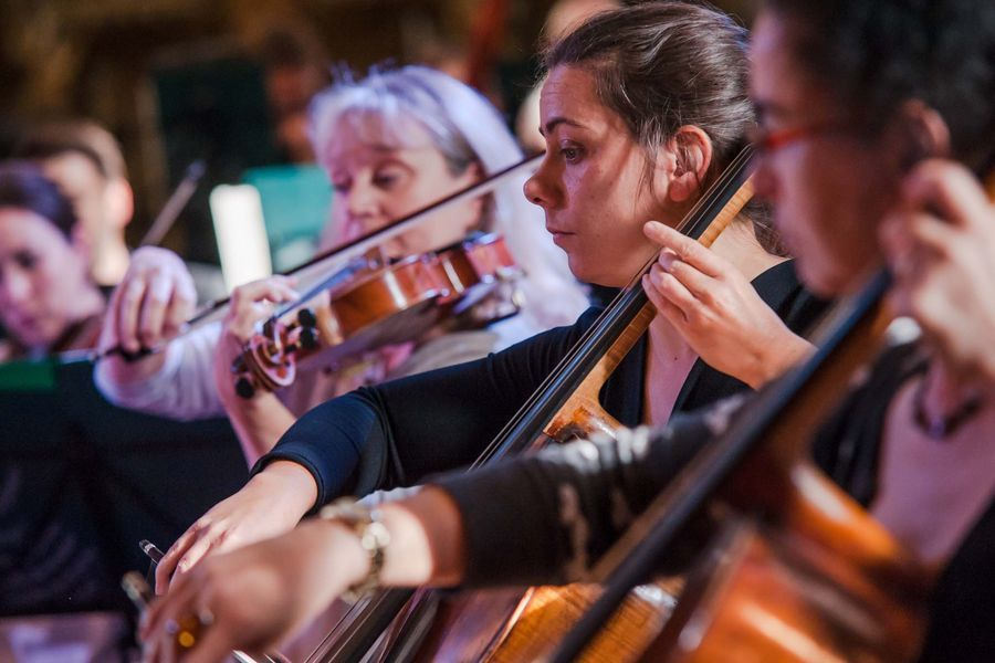 City Of London Sinfonia: Closer: The Devil's Violin & Burns Night Ceilidh