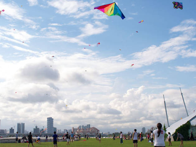 Best places to fly kites