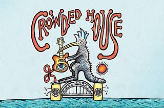 Crowded House graphic