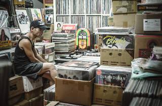 Vinyl Hero Record Stores Ah Paul