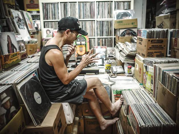 Paul Vinyl Hero