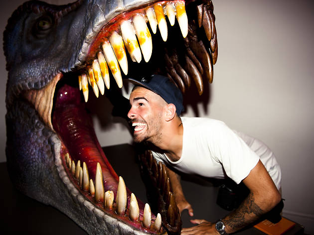 Jurassic Lounge: Halloween