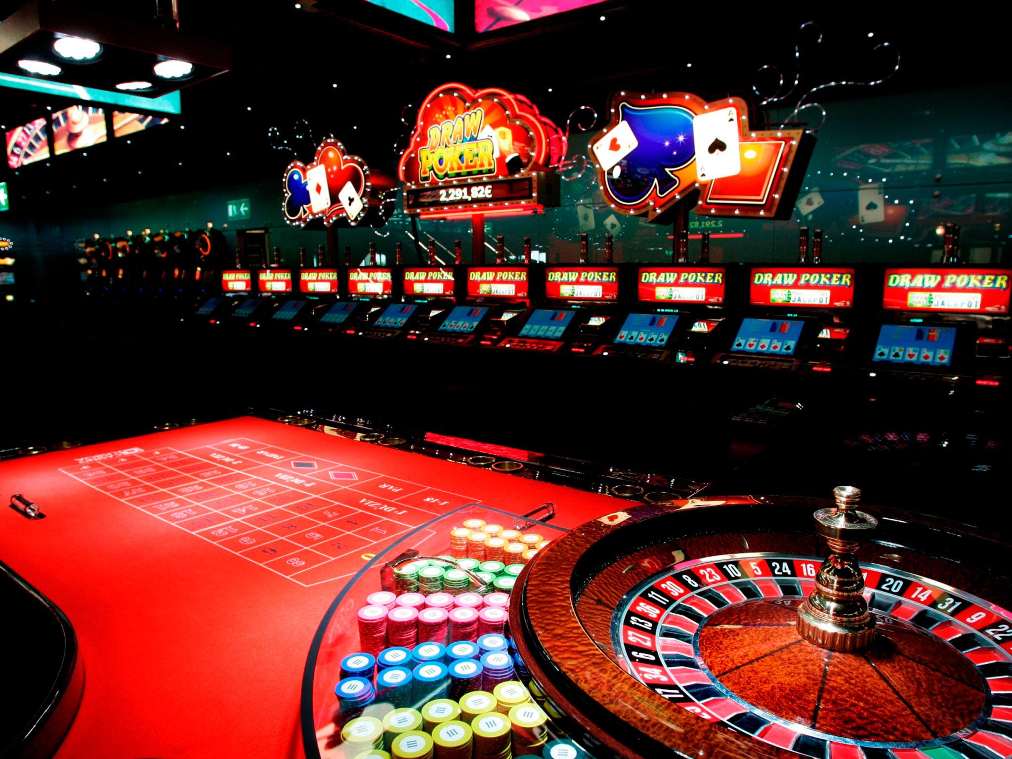 Casino Lisboa - Sala Mista