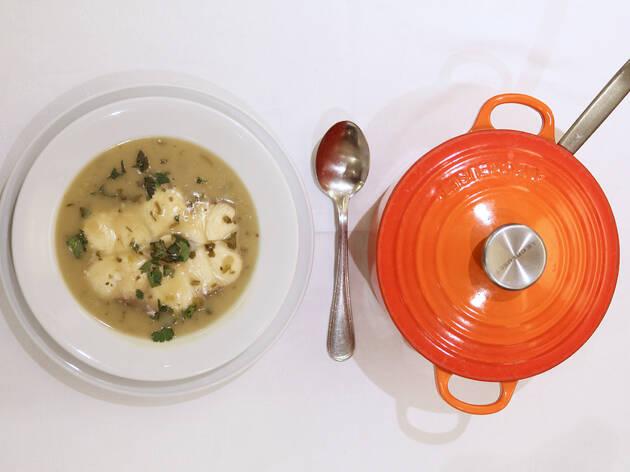 Magano Sopa de Cação 3