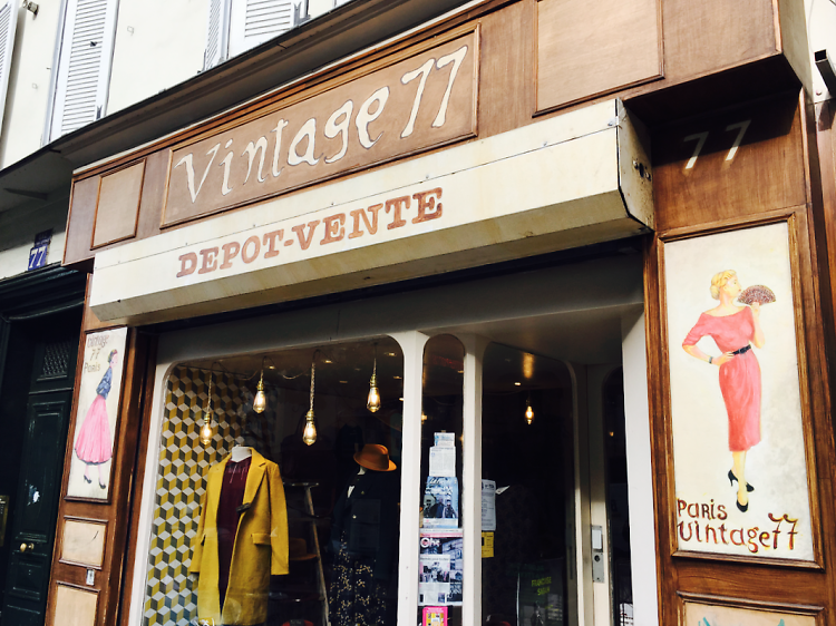 Vintage 77
