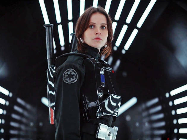 'Rogue One': Is an X-Wing fighter coming to Leicester Square?
